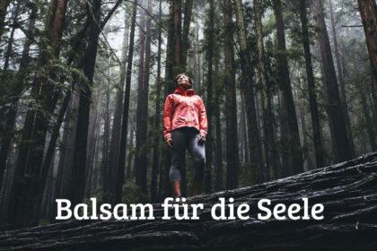 Balsam für die Seele