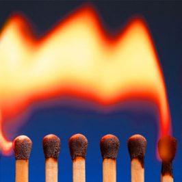 Entfache in anderen was in dir brennt