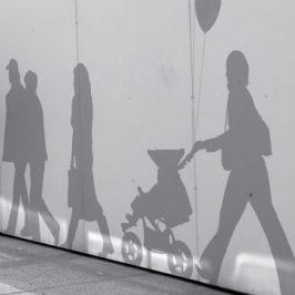 Ab in die Mitte – Mach deinen Schatten klein
