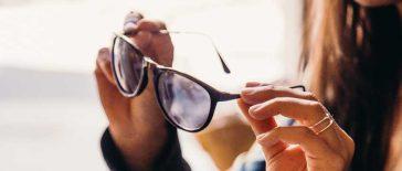 Brille auf Rezept