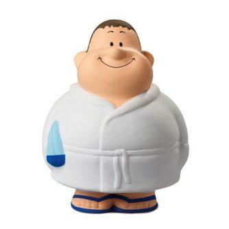 Wellness Bert Anti-Stress Knautschfigur